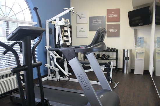 Comfort Suites Humble Houston North: New Fitness Center