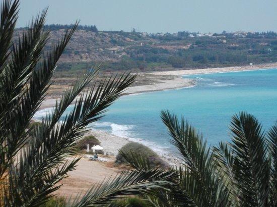 Ascos Coral Beach Hotel: Fantastic View