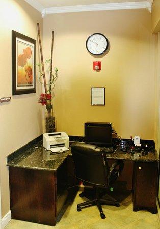 Comfort Suites Humble Houston North: Business center
