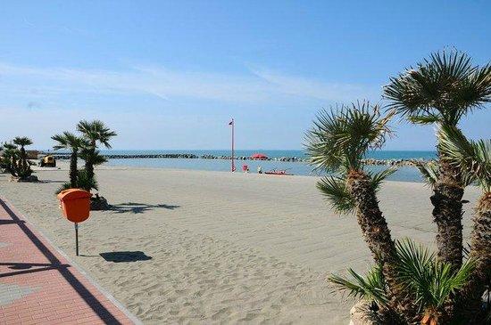 La Tranquillita: spiaggia