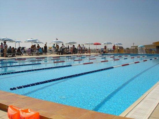 La Tranquillita: piscina