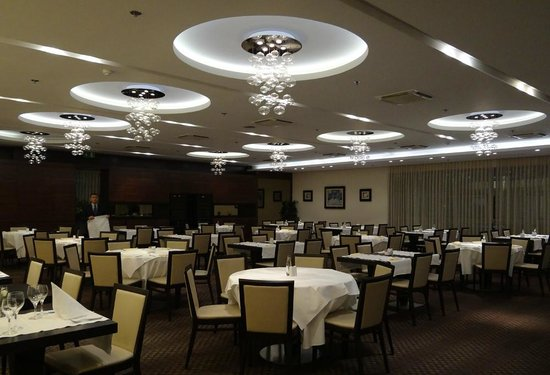 Hotel Aristos: restaurante Tiara