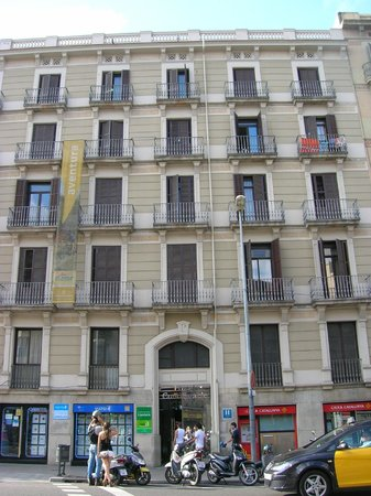 Hotel Condestable: Ingresso Hotel