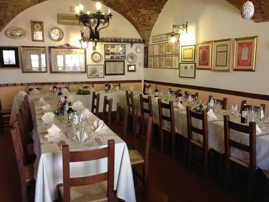 Ristorante Jacopone : sala grande