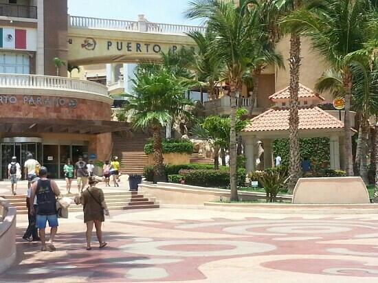 Marina Fiesta Resort & Spa: Just a few steps away...