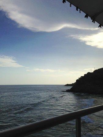 Beto's: vista del mar