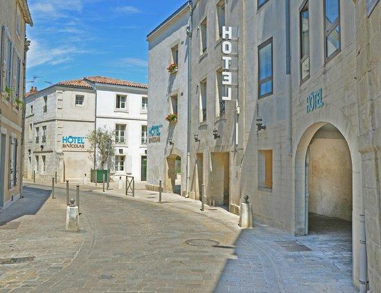 Hotel Saint Nicolas : Hotel