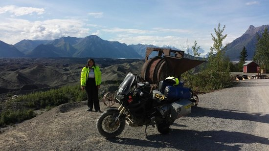 Kennecott Copper Mine: A Fantastic Bike ride to the mine