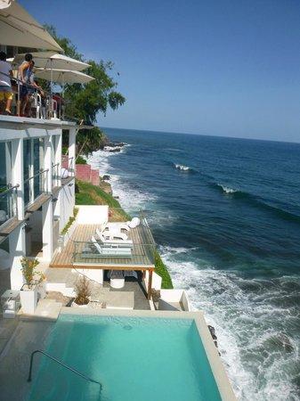 Tamanique, El Salvador: otros niveles del lugar