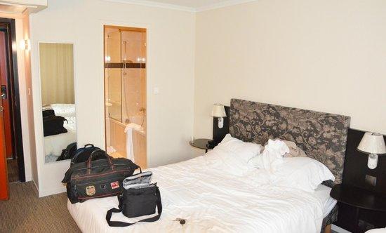 Hotel Saint Nicolas: Room 126