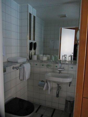 Hotel Rival: The Bathroom