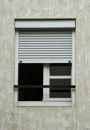 Hotel Saint Nicolas: The dreaded shutters!