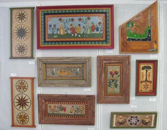 Dutch folk art - Picture of The Gallery of Hamburg - TripAdvisor