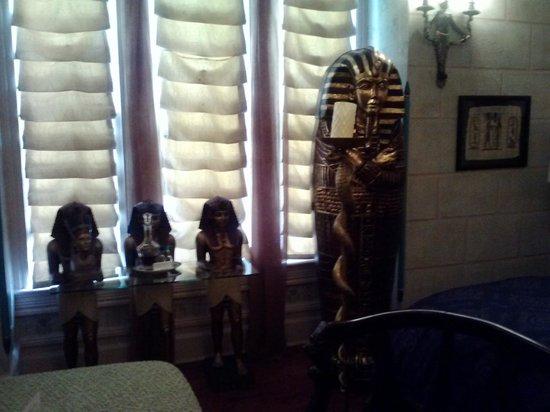 Seven Sisters Inn: Room