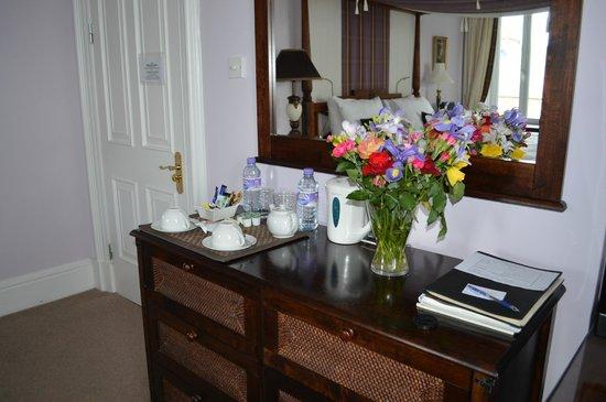 Tigh Na Leigh: Ideal el detale de las flores frescas