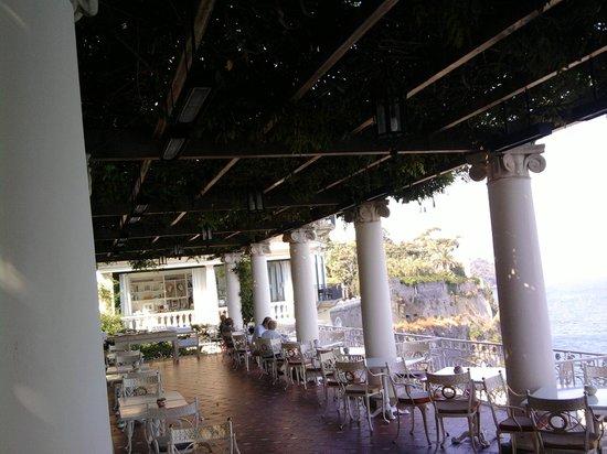 Bellevue Syrene: ristorante la Pergola