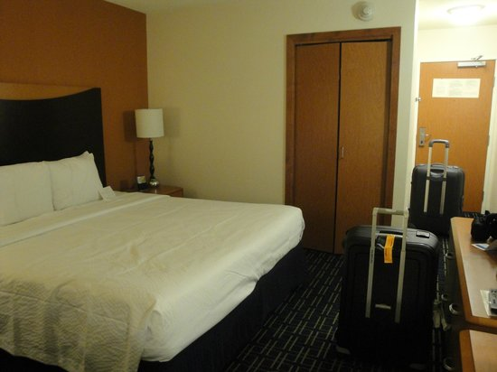 Fairfield Inn & Suites Gillette : camera
