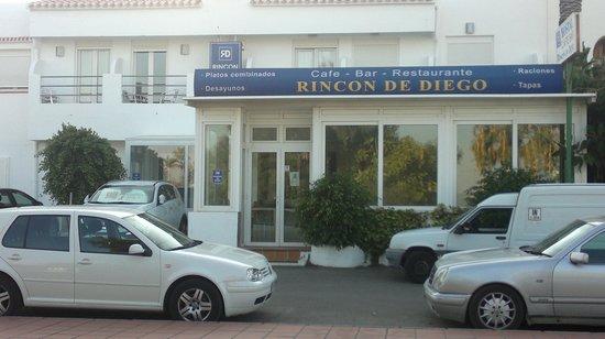 Hostal Rincon de Diego: Sin dudarlo
