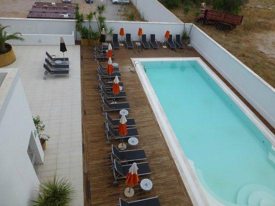 Jazz Hotel : Kühler Pool