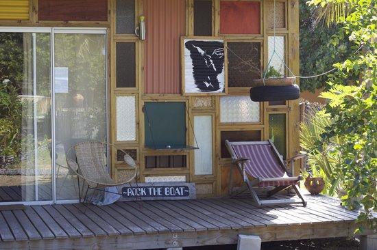 Mozambeat Motel: Cabin