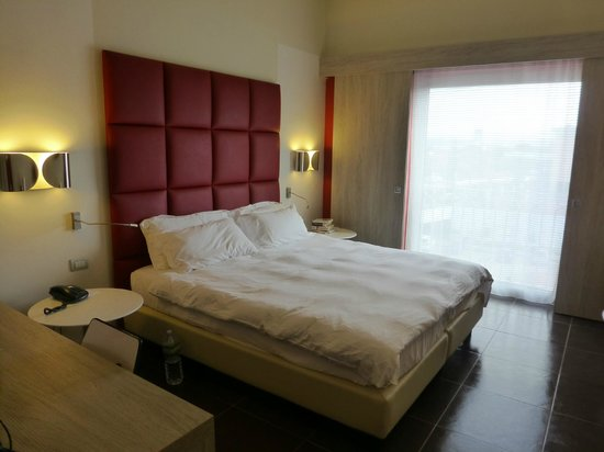 Jazz Hotel : Sehr bequemes Bett