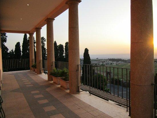 Villa Vecchia Hotel: La veduta panoramica