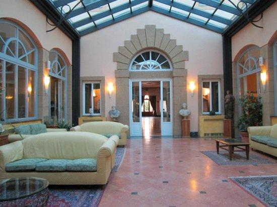 Villa Vecchia Hotel: Salotti e salottini