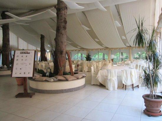 Villa Vecchia Hotel: Sala delle grandi occasioni