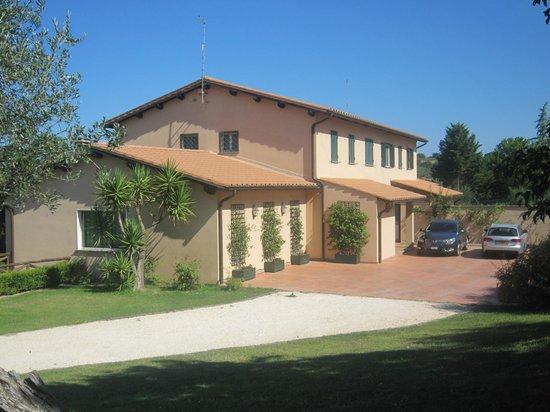 Tenuta Santa Cristina : Villa Sveva