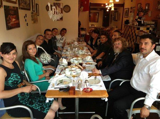 Turkish Grille Restaurant: grille restaurant