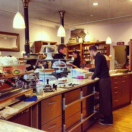 Kaffeehaus in Baden-Baden: BB