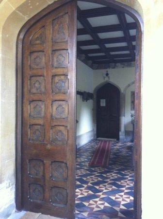 Uphill Manor: Entrance