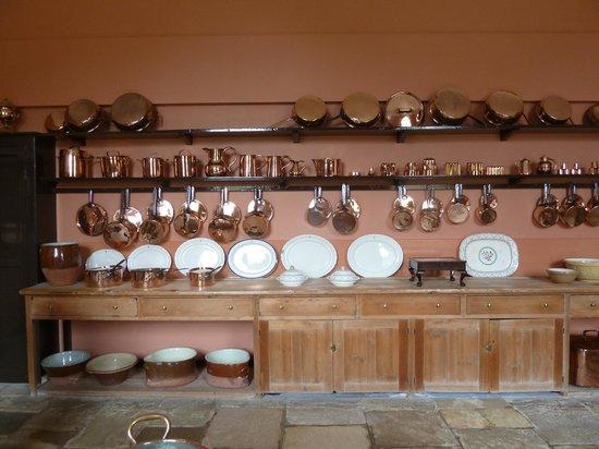 Felbrigg Hall kitchen