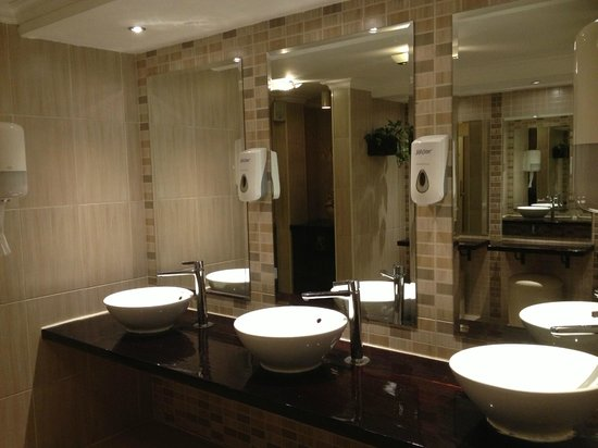 Hilton Hurghada Resort Hotel Toilet
