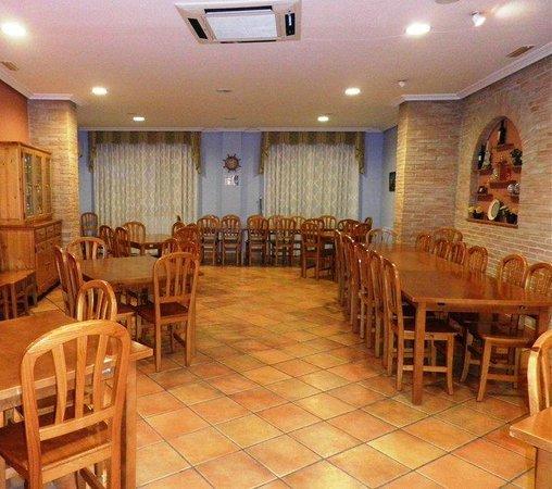 Alberuela de la Liena, Spain: Comedor