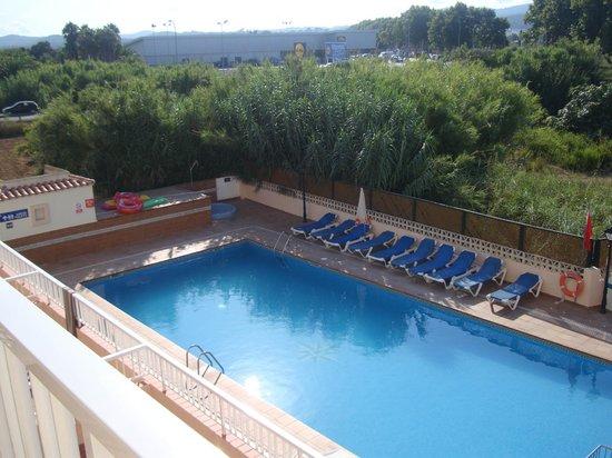 Invisa Hotel Es Pla: View from Balcony