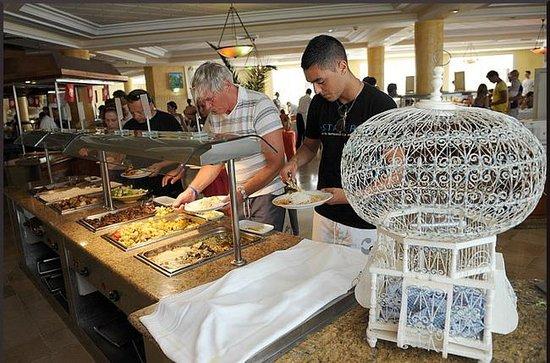 Paradise Friends Royal First Sidi Mansour Resort: buffet