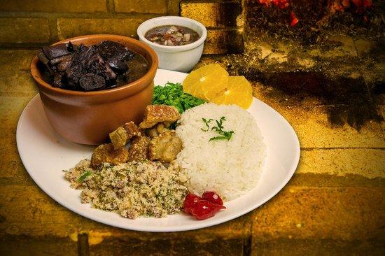 Tapera Branca Restaurante: Feijoada mineira - Todas as quartas e sábados