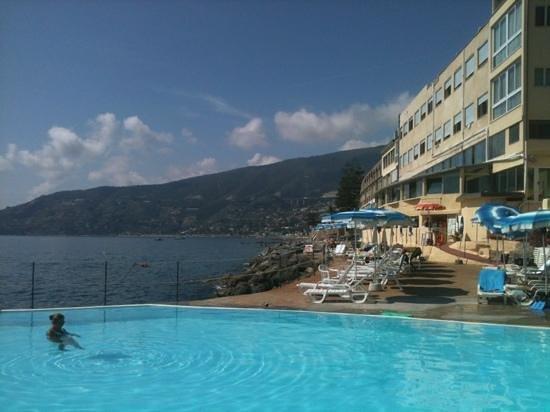 Hotel Rocce del Capo: paradise