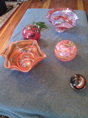 Jennifer Sears Glass Art Studio: our results