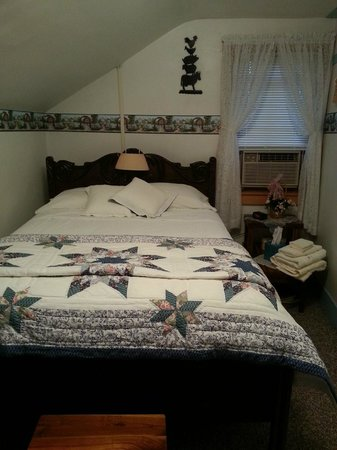 Country Farm Bed & Breakfast : one of the bedrooms