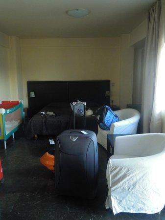 Hotel Niki : room
