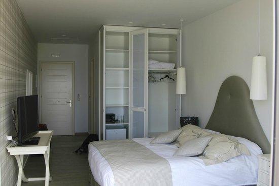 Thalassa Hotel: Suite room