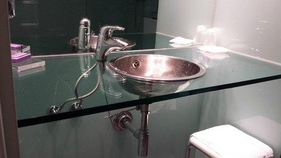 Hotel Executive Forli: lavabo