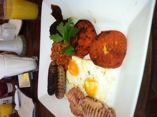 Stay2a : breakfast