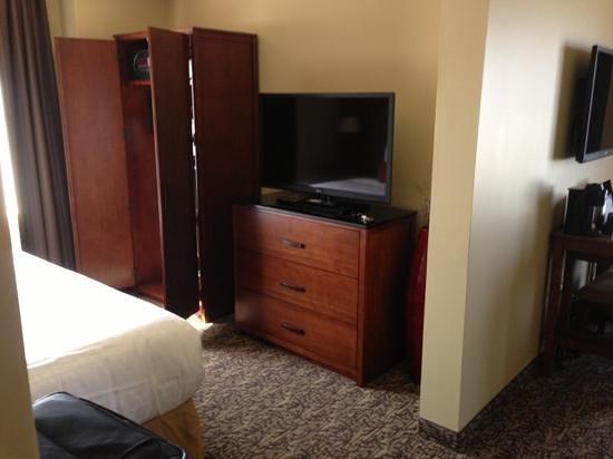 Grand Casino Hotel: suite room
