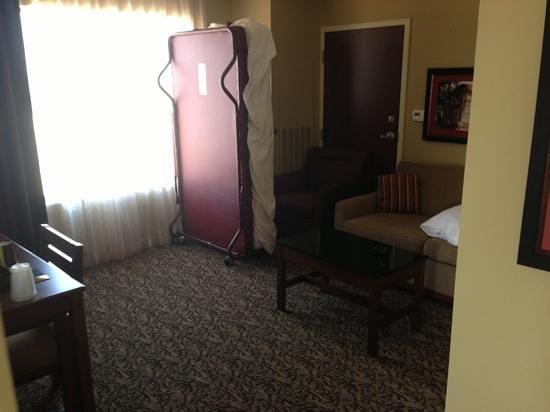 Grand Casino Hotel: suite