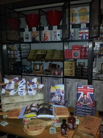 Jamie S Italian Stratford Eo Dedicado A Venda De Produtos By Jamie Oliver