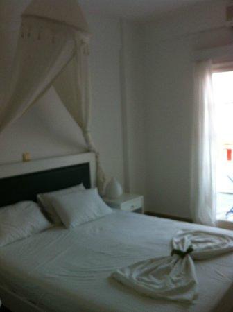 Marinero Hotel and Suites: Particolare della suite