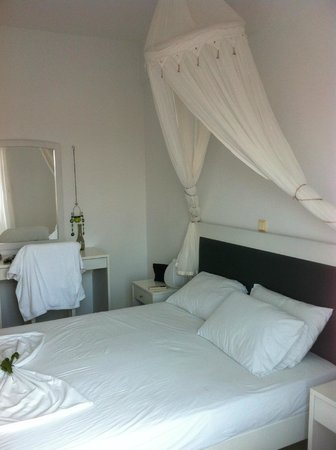 Marinero Hotel and Suites : Particolare della suite